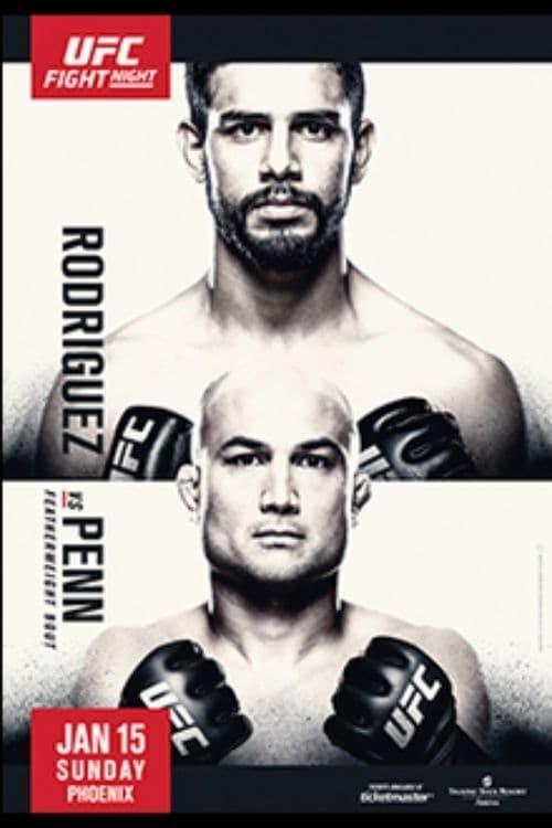 UFC Fight Night 103: Rodríguez vs. Penn