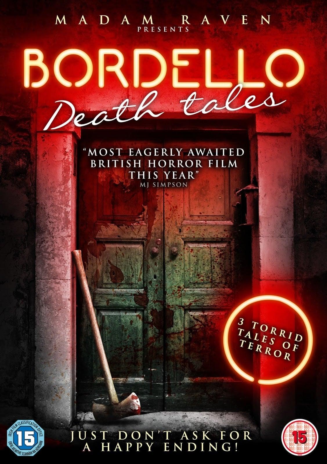 Bordello of Blood - Death Tales