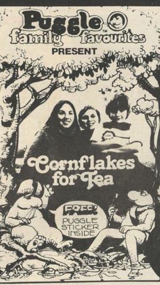 Cornflakes for tea