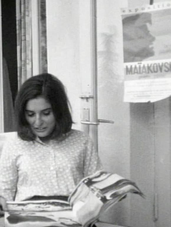 Sommergäste bei Majakowski