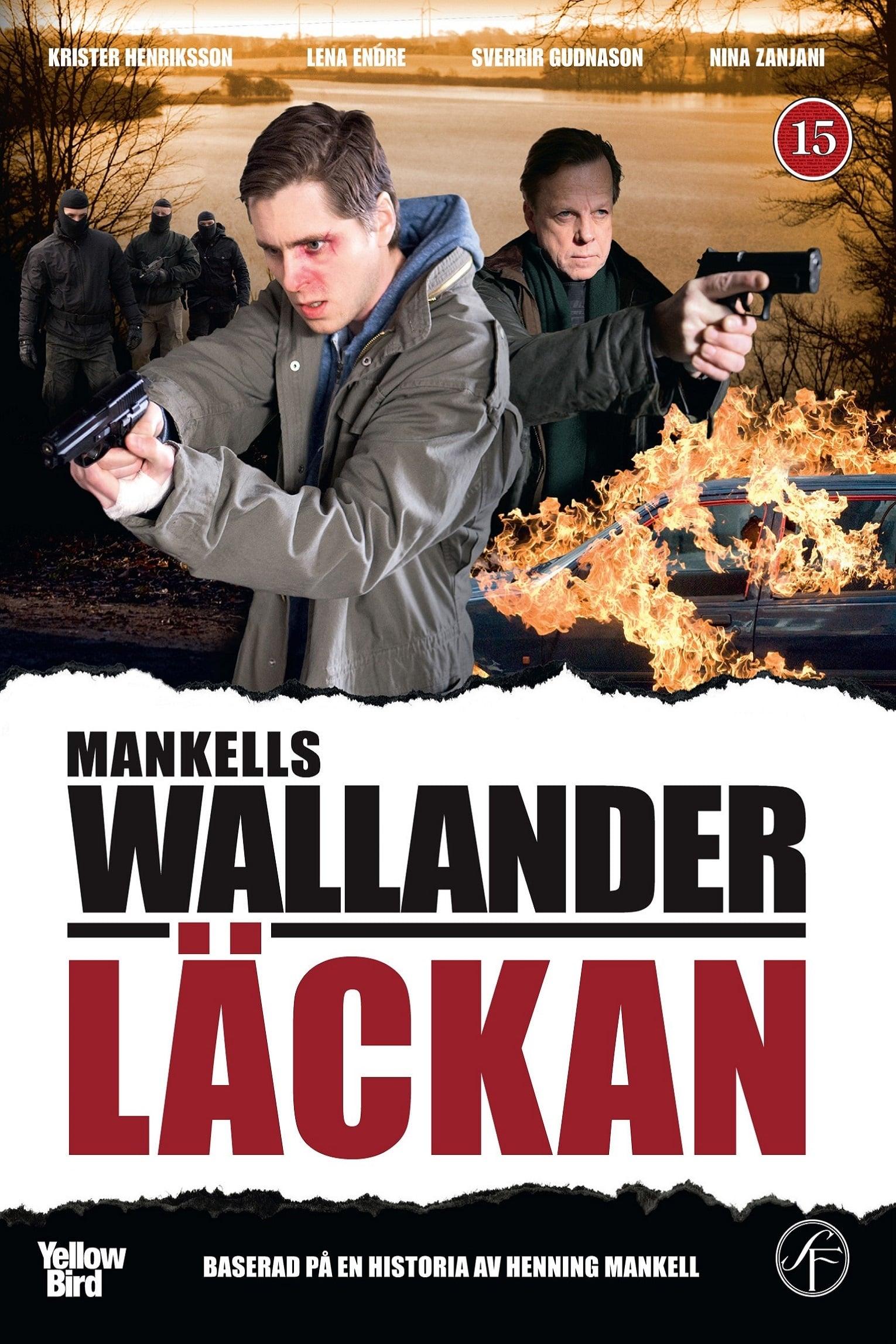 Wallander 20 - Läckan