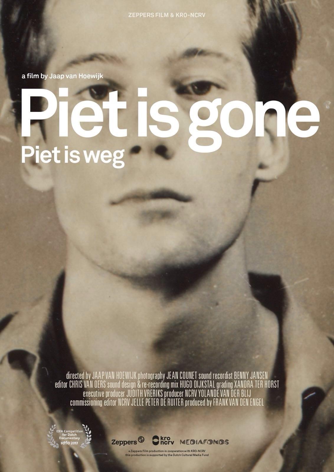 Piet is Gone