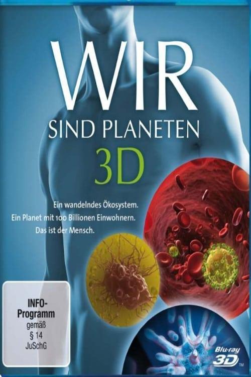 Wir sind Planeten 3D