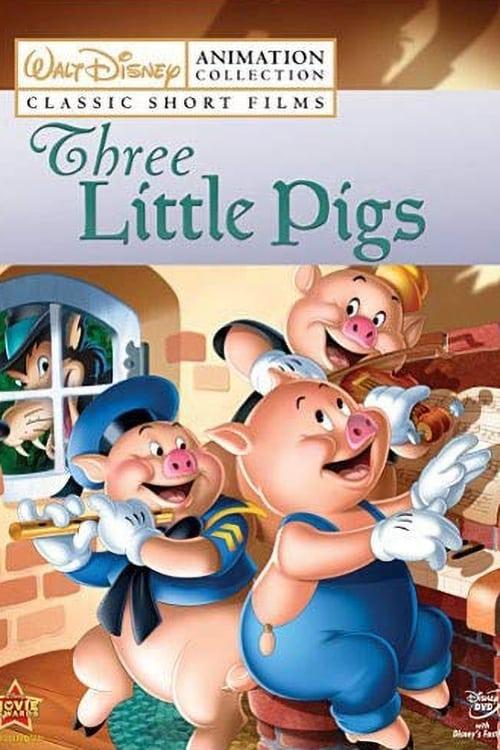 Disney Animation Collection Volume 2: Les trois petits cochons