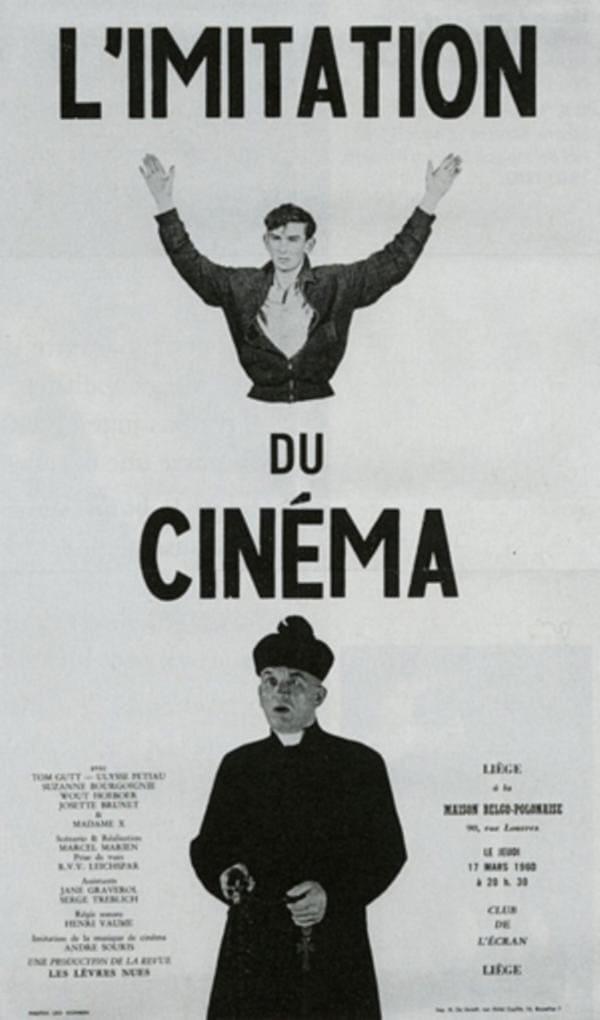 The Imitation of Cinema