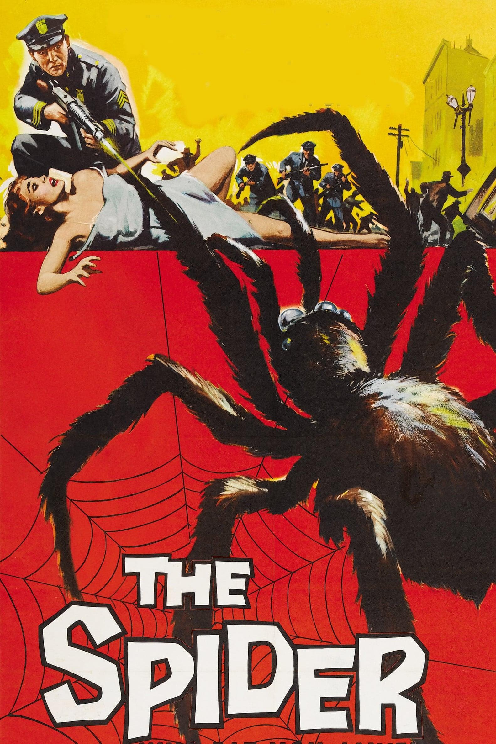 Earth vs. the Spider