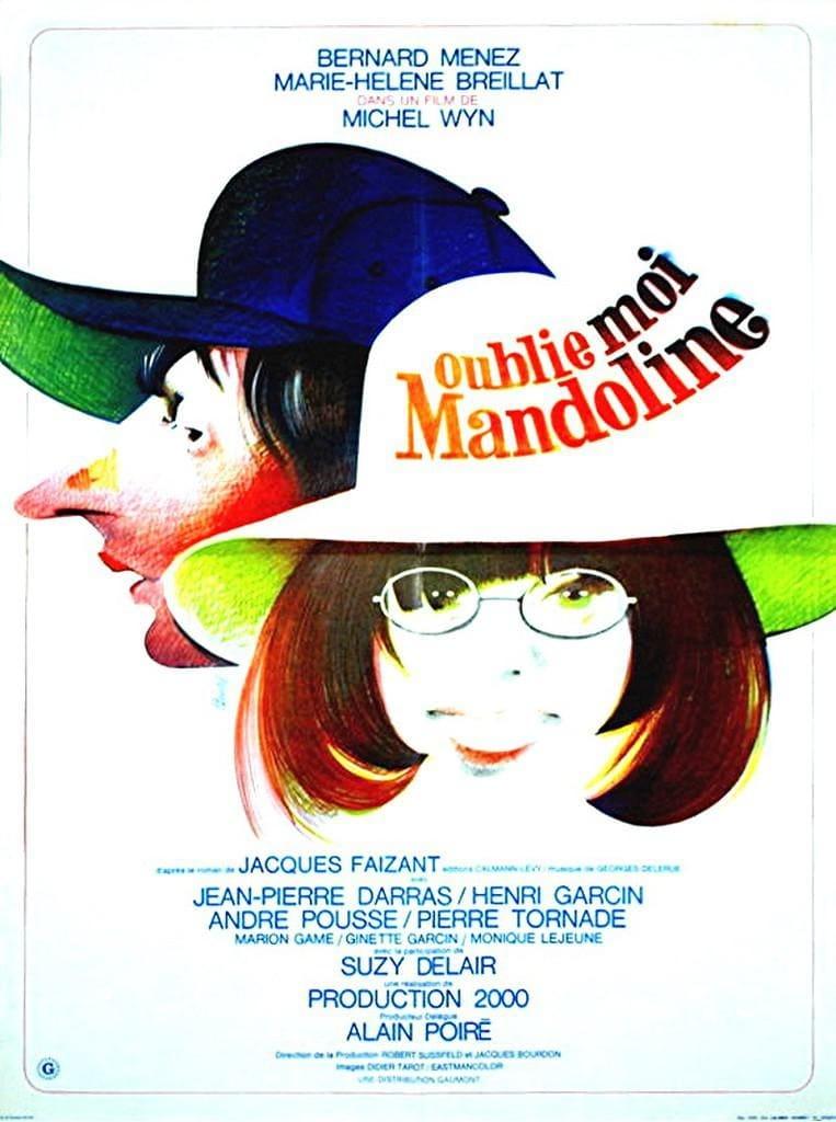 Forget Me, Mandoline