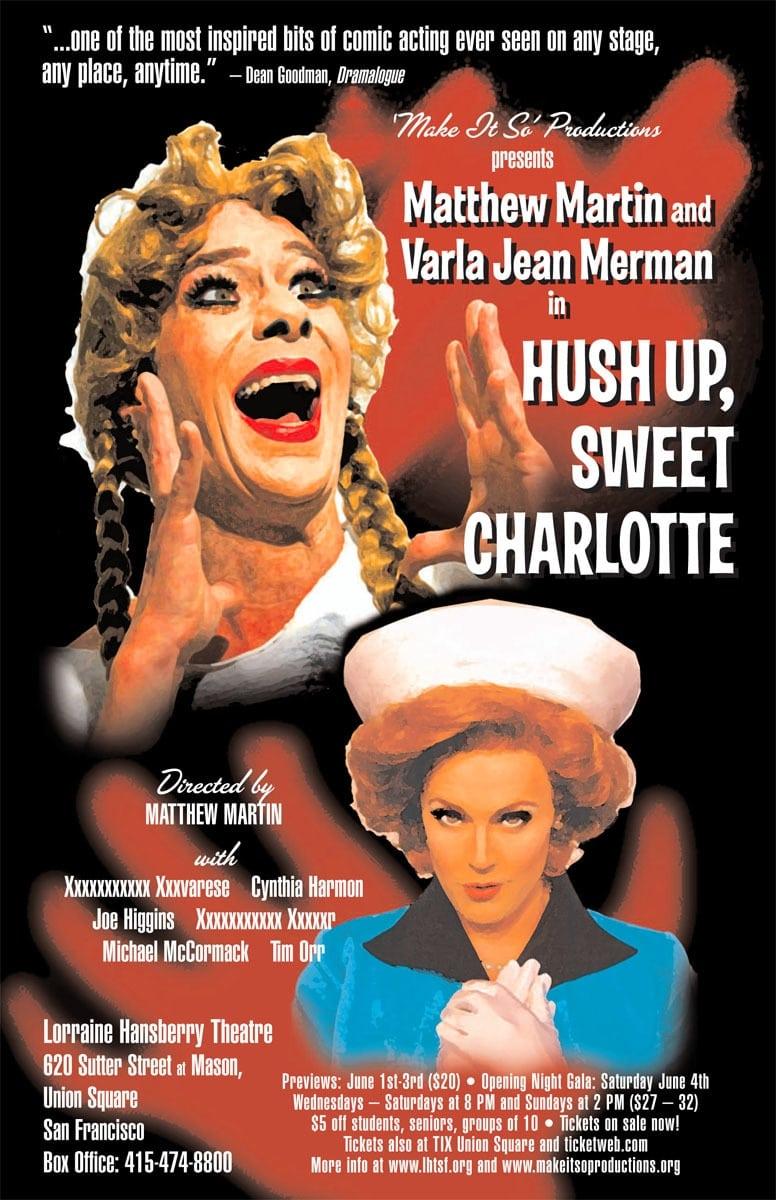 Hush Up Sweet Charlotte