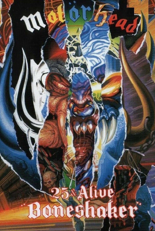 Motörhead: 25 & Alive Boneshaker