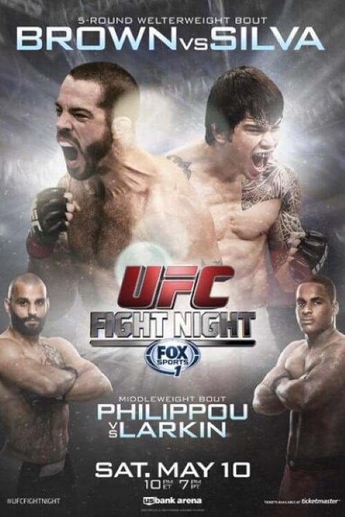 UFC Fight Night 40: Brown vs. Silva