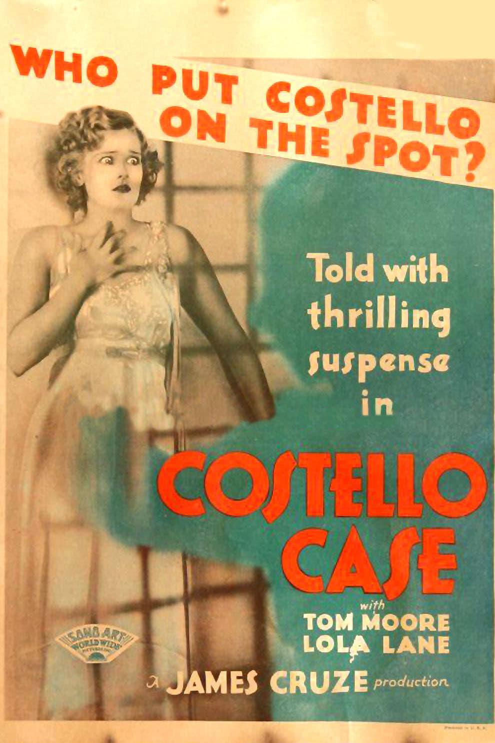 The Costello Case