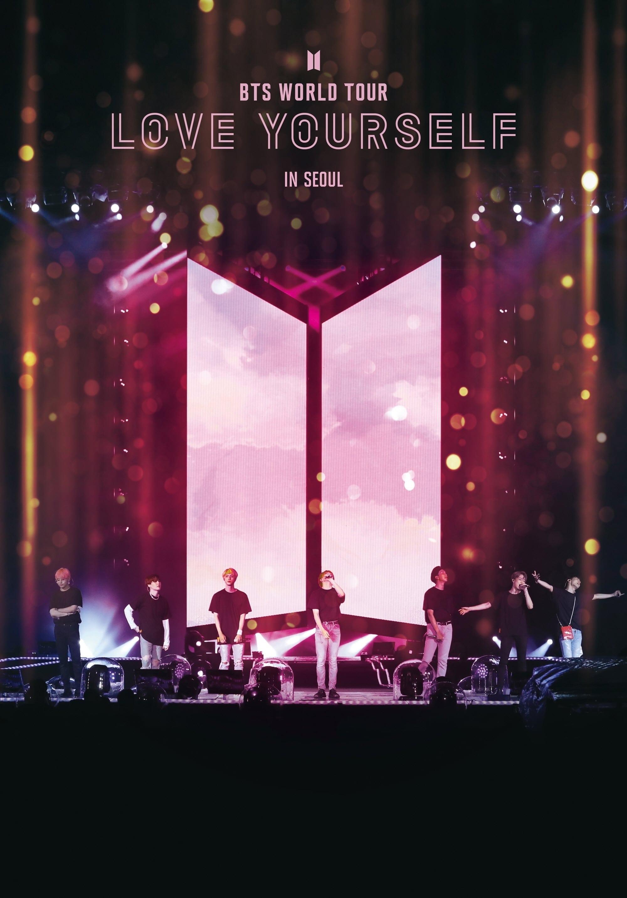 "BTS WORLD TOUR ""LOVE YOURSELF"""