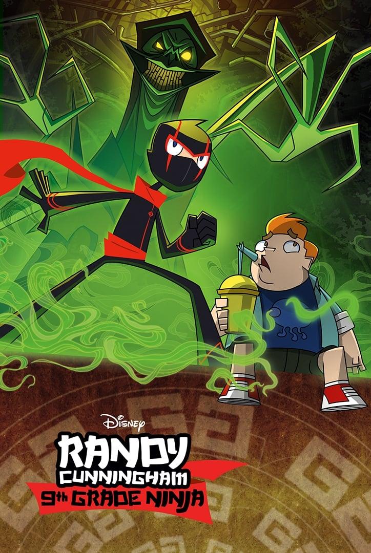 Randy Cunningham - Ninja Total