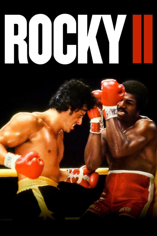 Rocky II -  A Revanche