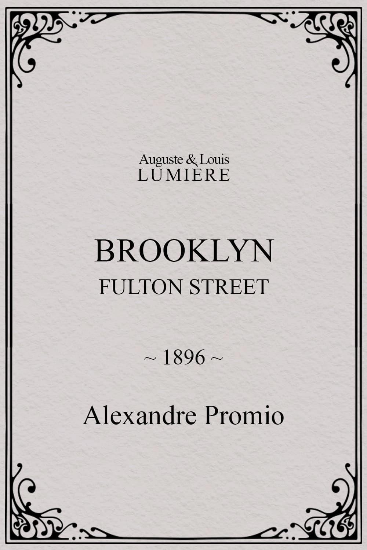 Brooklyn, Fulton Street