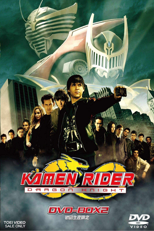 Kamen Rider: O Cavaleiro Dragão