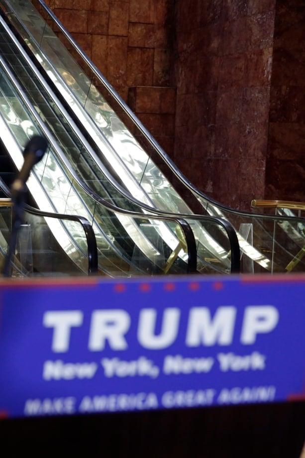 Trump's Lobby