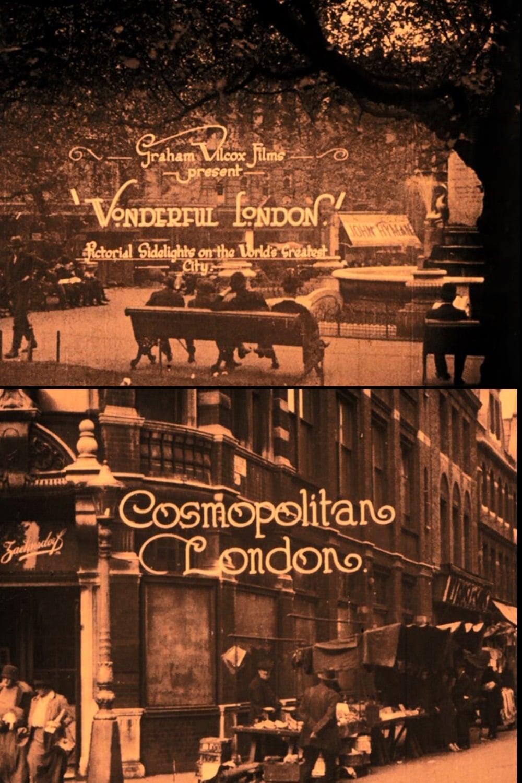 Wonderful London: Cosmopolitan London