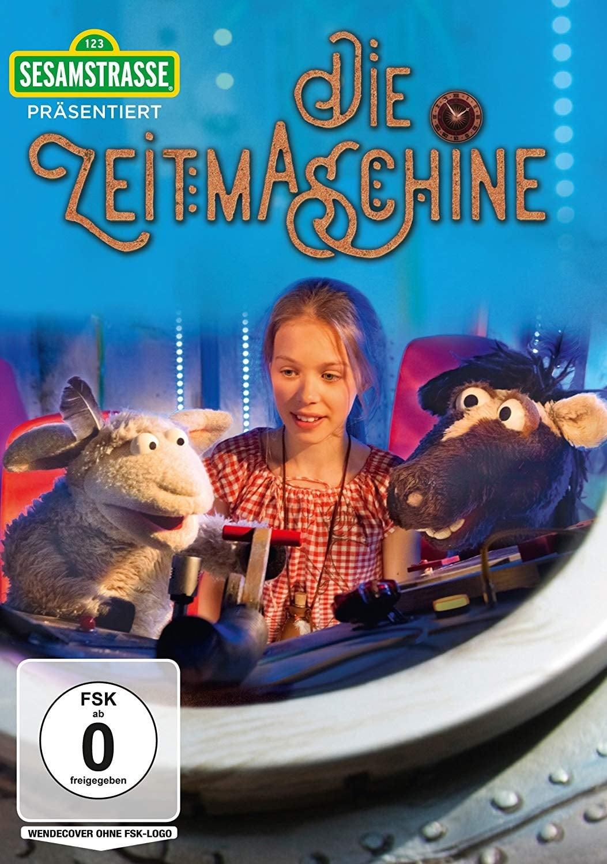 Sesame Street presents: The Time Machine