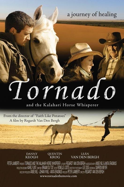 Tornado and the Kalahari Horse Whisperer