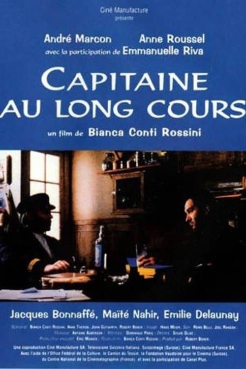 Capitaine au long cours