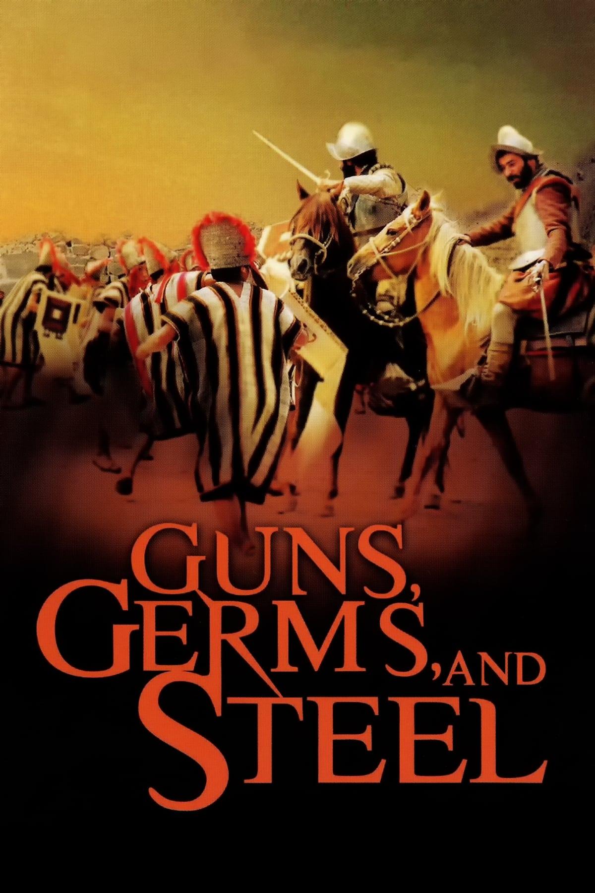 Guns Germs & Steel