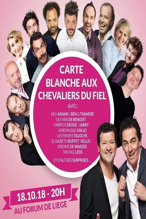 Festival International du Rire de Liège 2018 - Carte Blanche Aux Chevaliers Du Fiel