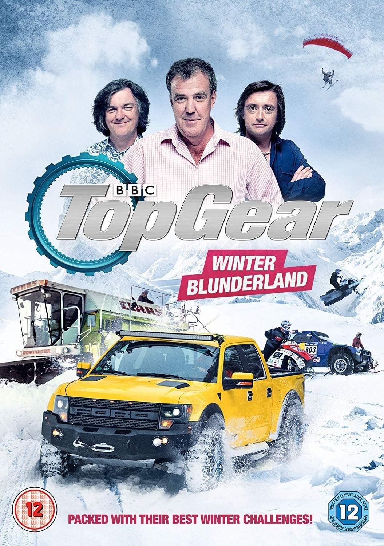 Top Gear: Winter Blunderland