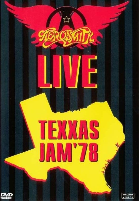 Aerosmith - Live Texxas Jam'78