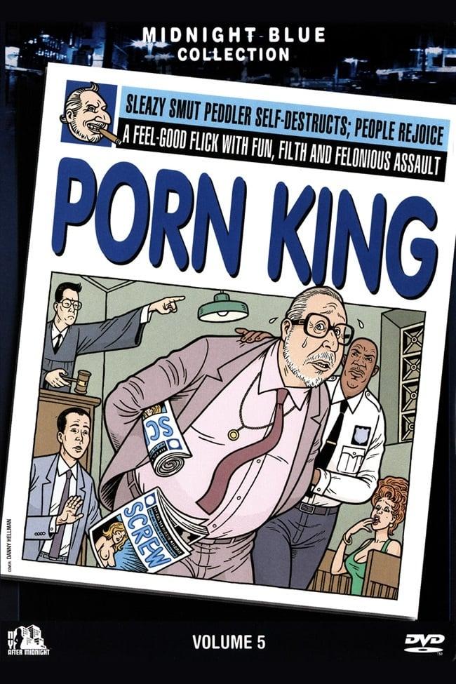 Midnight Blue: Vol. 5: Porn King