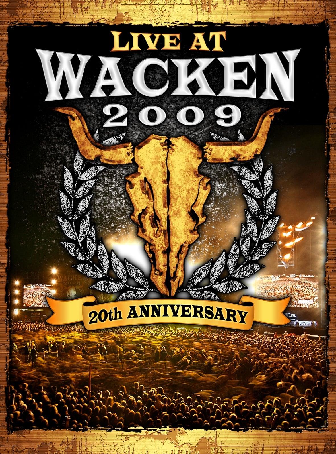 Wacken 2009 - Live at Wacken Open Air