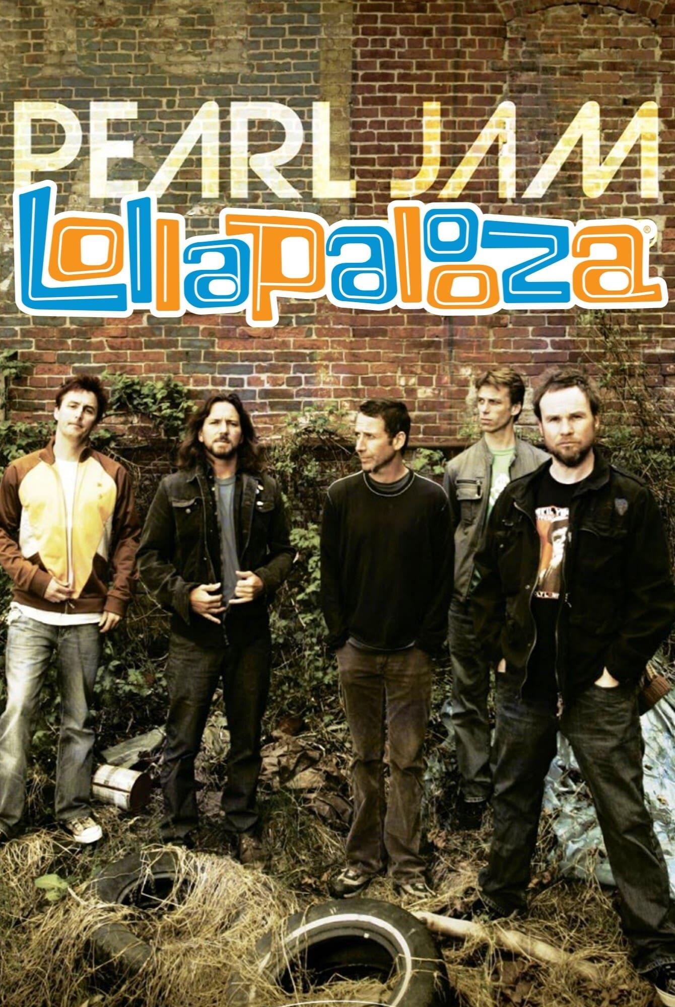 Pearl Jam - Lollapalooza São Paulo