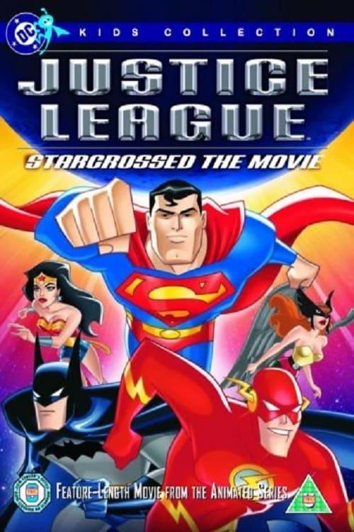 Liga da Justiça: Escrito nas Estrelas - O Filme