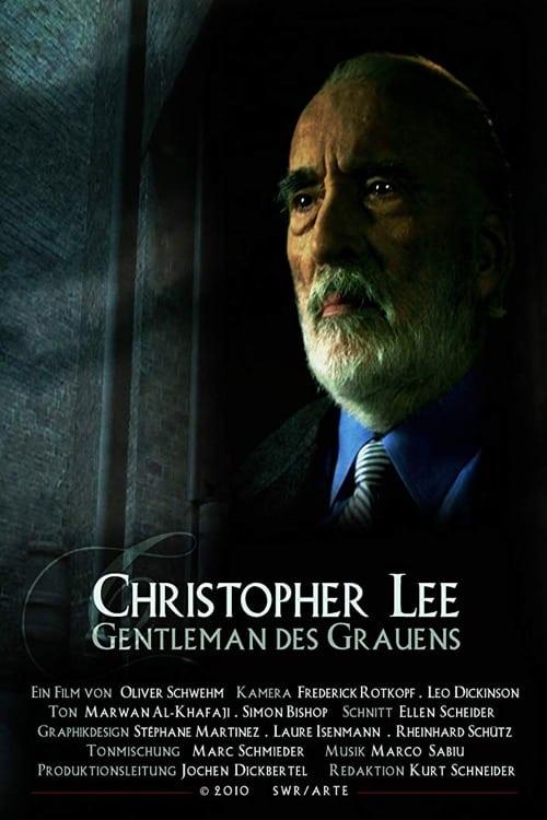 Christopher Lee - Gentleman des Grauens