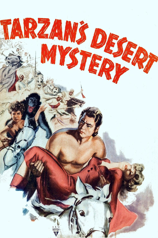 Tarzan e o Terror do Deserto
