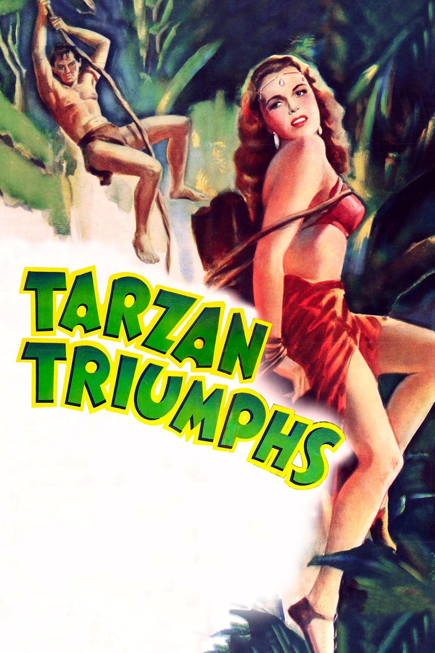 Tarzan Triumphs