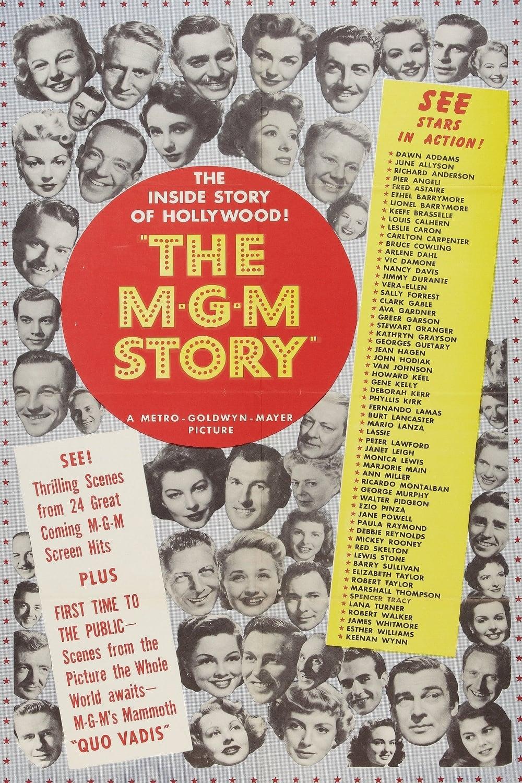 The Metro-Goldwyn-Mayer Story