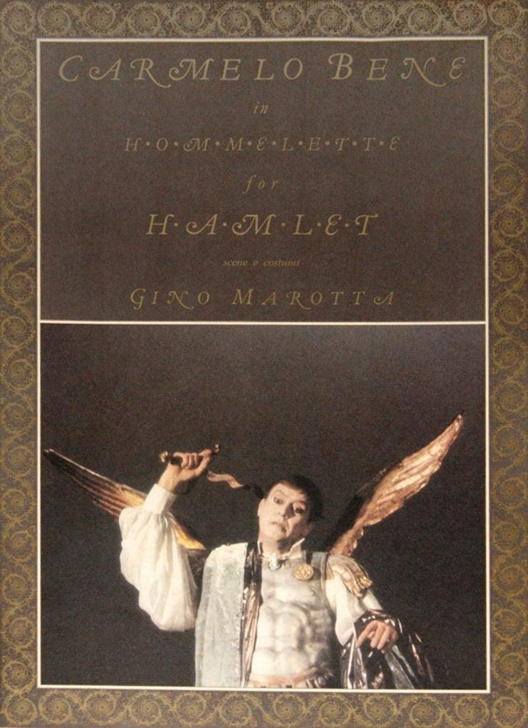 Hommelette for Hamlet, operetta inqualificabile (da J. Laforgue)