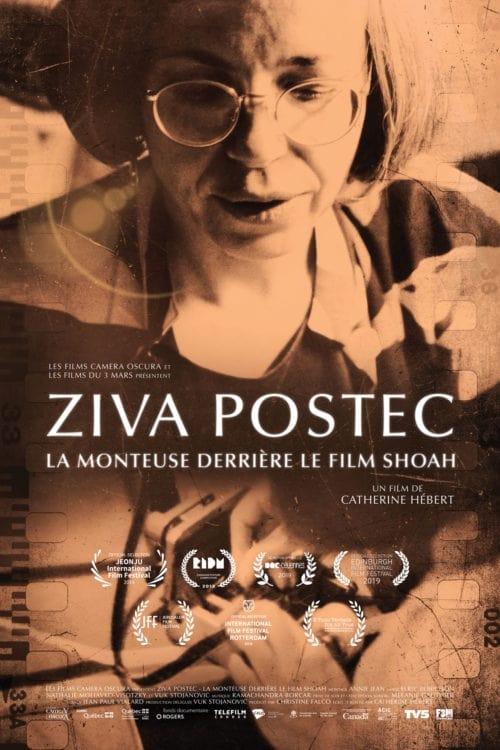 Ziva Postec: The Editor Behind the Film Shoah