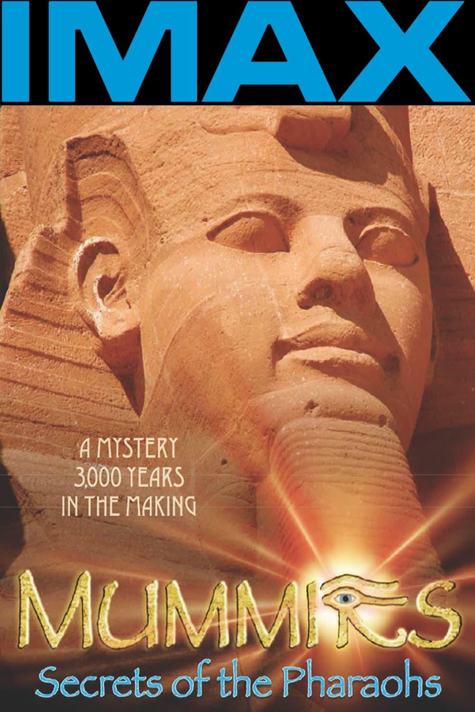 Egipto 3D, Secretos de las Momias