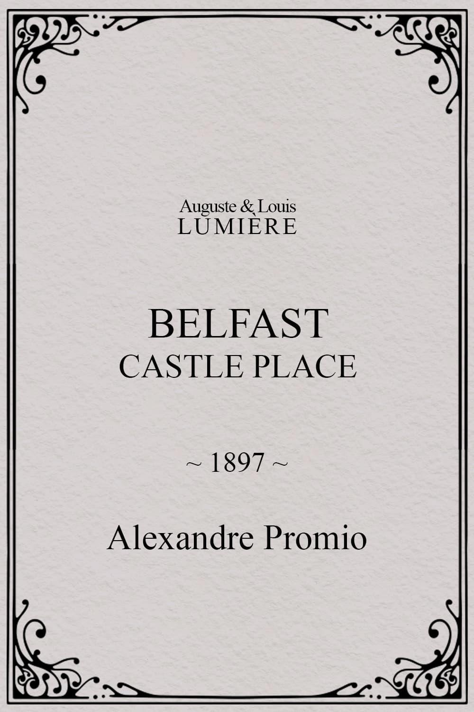 Belfast, Castle Place