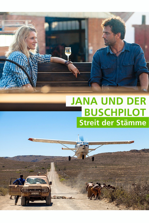 Jana y el piloto- La guerra de las tribus