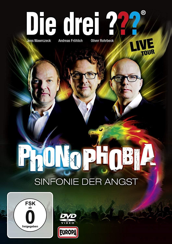 Die drei ??? LIVE – Phonophobia – Sinfonie der Angst