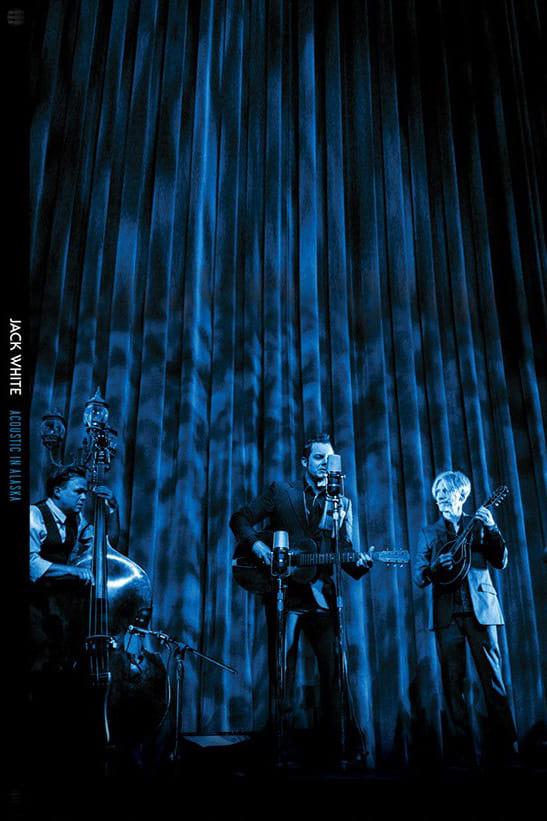 Jack White: Acoustic in Alaska