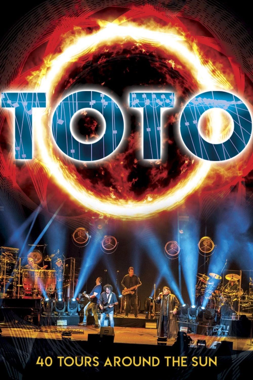 Toto: 40 Tours Around The Sun