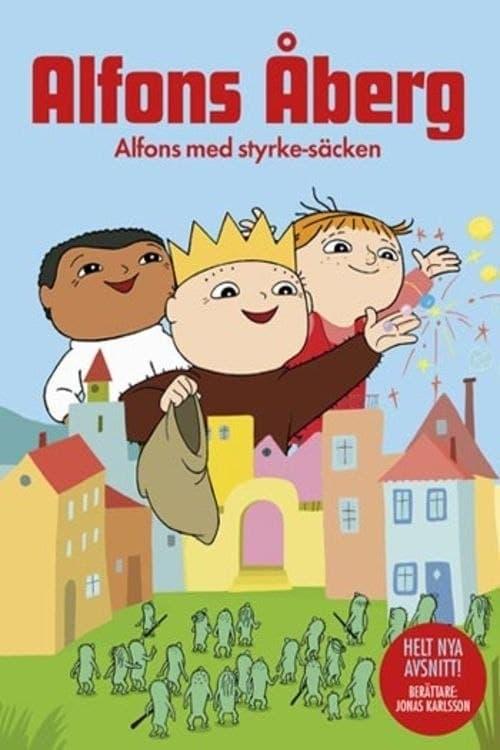 Alfons Åberg 3 - Alfons med super-sækken