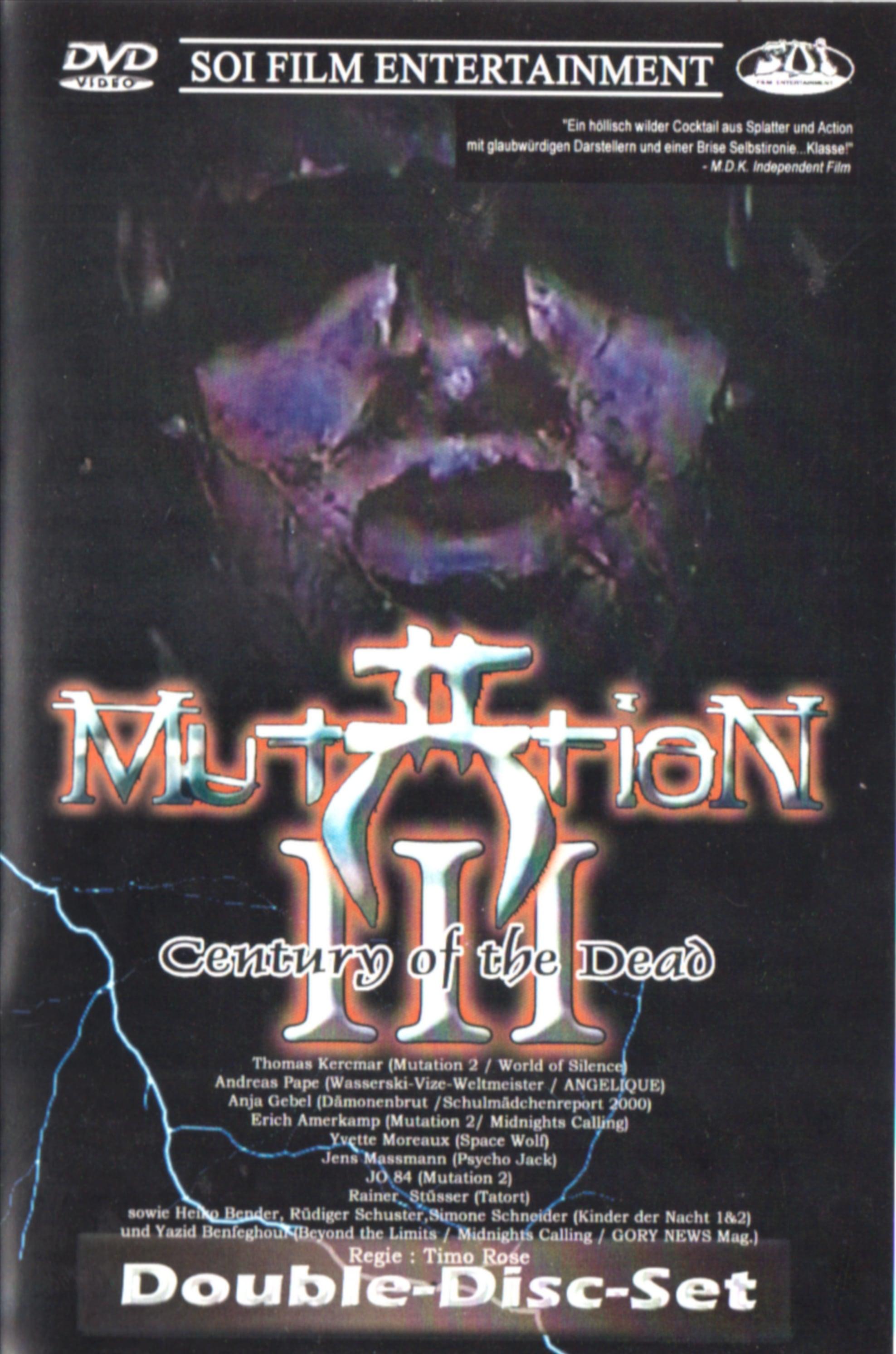 M III: Century of the Dead