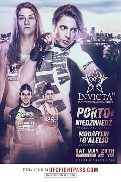 Invicta FC 23: Porto vs. Niedźwiedź