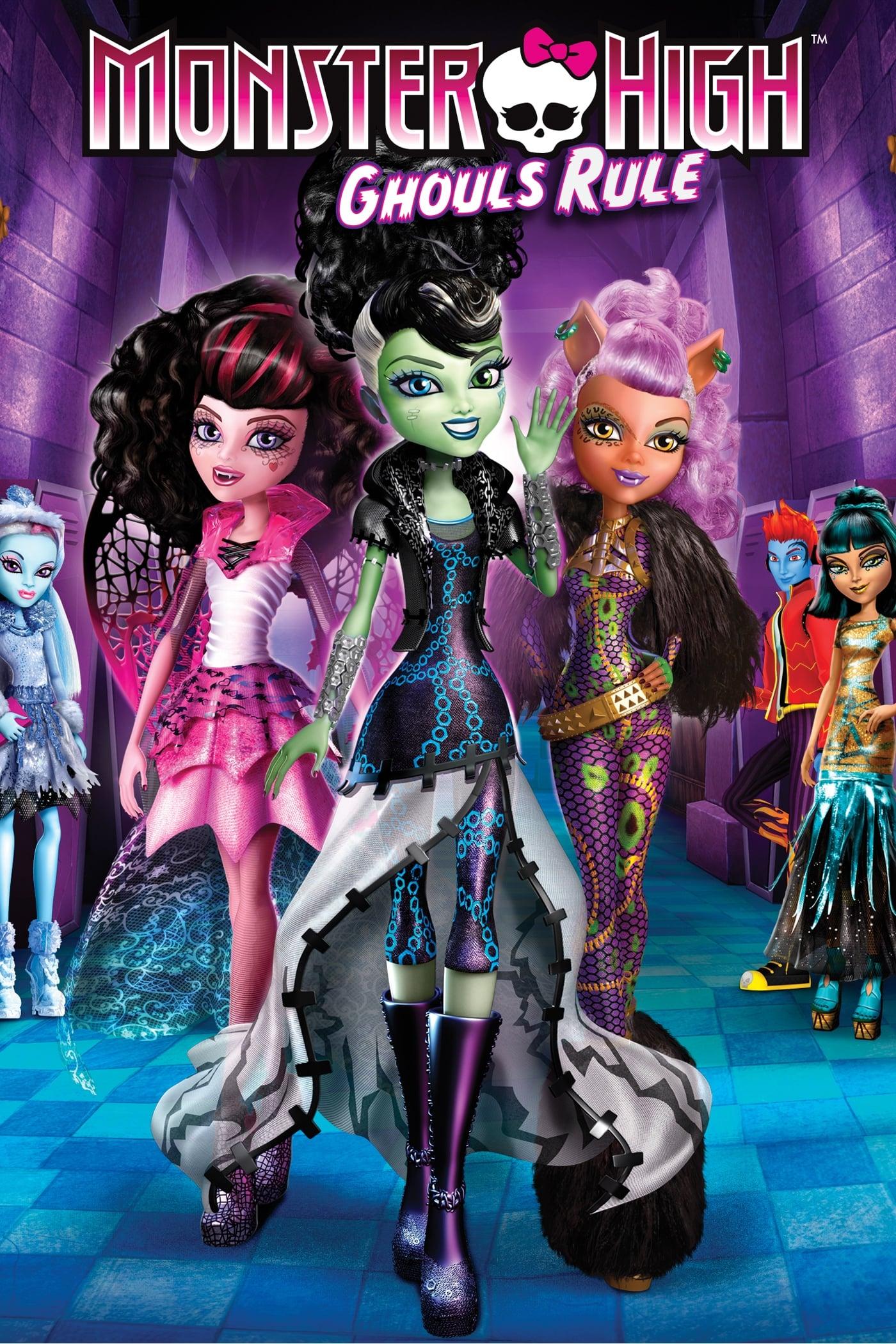 Monster High: Uma Festa de Arrepiar