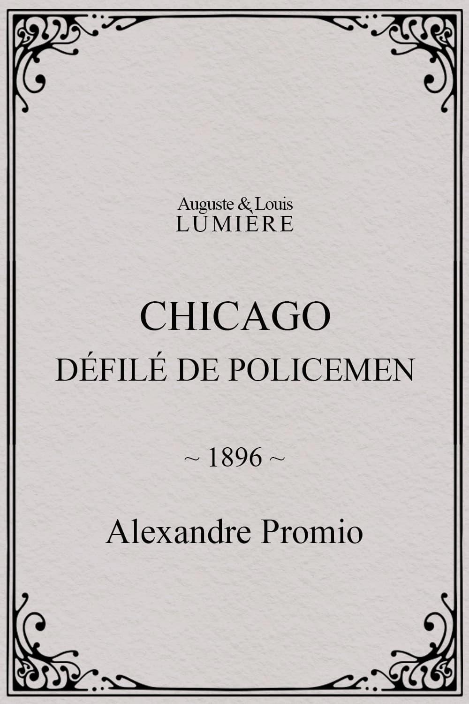 Chicago Police Parade
